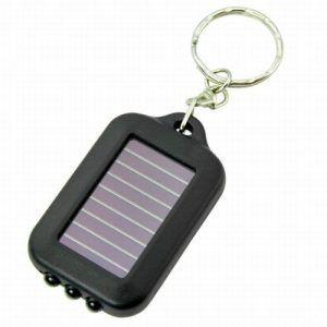 Sonline-Llavero-Recargable-con-Panel-Placa-Solar-con-Linterna-3-LED-0