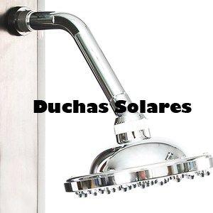 Duchas Solares de Exterior - Yotuplacasolares.com