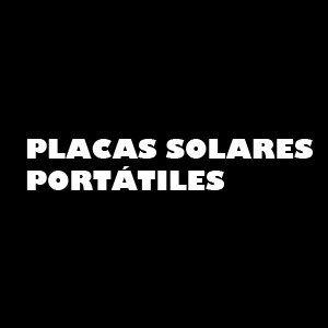 PORTATILES Placas solares